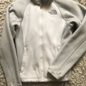 North Face Zip Sweater